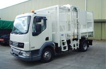waste collection vehicle: top loader max. 0.5 t | Toploader® Caged Terberg Techniek B.V.