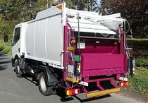 waste collection vehicle 5 m³ Mecagil-Lebon
