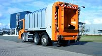 waste collection vehicle: rearloader ROTOPRESS  FAUN Umwelttechnik GmbH & Co. KG