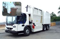 waste collection vehicle: sideloader max. 26 t | Kerbsider® HC Terberg Techniek B.V.