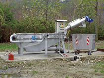 wastewater pre-treatment plant SBFC SERECO
