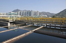 wastewater treatment plant  ATS