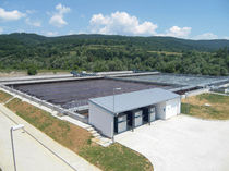 wastewater treatment plant 25 000 m&sup3;/d | BIOWORKS&reg; AWT Technologies Inc. 