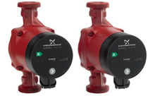water circulation centrifugal pump 3.07 m³/h, 10 bar | ALPHA2 series GRUNDFOS