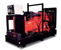 water-cooled diesel engine generator set 165 - 550 kVA Powertecnique