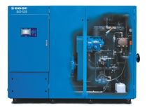 water-cooled screw air compressor (stationary) 5.25 - 13.01 m³/min, 8 - 10 bar | SO 61/126 series  BOGE