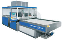 water-jet cutting machine with automated loading / unloading max. 1 600 x 3 000 x 200 mm | Waterspeedy  Tecnocut