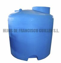 water tank 5 000 L HFGuillen Maquinaria