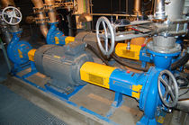water turbine max. 6 m³/s | ACT, FPT, ES, HP series Andritz AG - Pumps Division