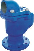 water vent valve DN 50 - 200, PN 10 - 40 | CTA-Ventus CENTER TECH Armaturen GmbH