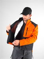 waterproof workwear : jacket T-rex VILTOM