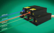 wavelength-conversion DPSS laser  NTT Electronics