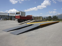 weighbridge DIY transportable Leon Engineering SA