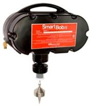 weight and cable level measurement sensor SmartBob2 BinMaster