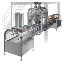 weight filler for solids (food products)  Ishida Europe Limited