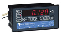 weight indicator IP40 | LD 5250 Leon Engineering SA