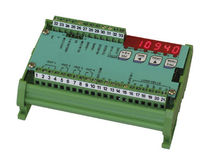 weight indicator / transmitter RS485, RS232 | L-TLU Bosche GmbH & Co. KG