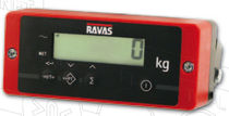weight indicator for forklift truck 2100 series RAVAS Europe B.V.