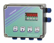 weight transmitter for explosive areas CASTLTASTATEX - TL series  LAUMAS Elettronica