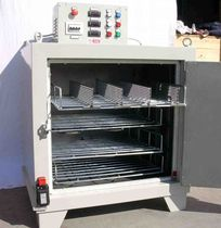 welding electrode drying and storage oven 0 - 400 °C G.B.C. INDUSTRIAL TOOLS