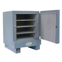 welding electrode drying and storage oven  Gullco International