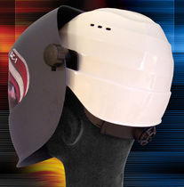 welding helmet EN397, EN175 | ROCKMAN SOUDEUR INFIELD SAFETY