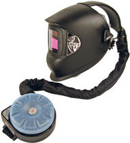 welding helmet / mask with respirator Airfed Cobra DIN 9-13 JSP
