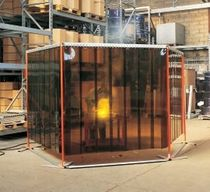 welding protection curtain MAVIFLASH MAVIFLEX