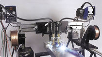 welding robot for truck industry  BUG-O SYSTEMS