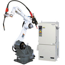 welding robot TA-WG3 series Panasonic Industrial, Robot and Welding