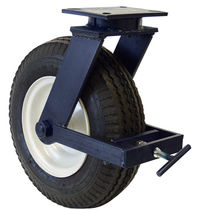wheel and caster with pneumatic tire 300 - 7 260 lb  RWM Casters