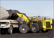 wheel loader for mining and quarrying 40823 Kg | L-1350 Joy Global Surface Mining - P&H Mining Equipment I