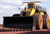 wheel loader for mining and quarrying 54431 Kg | L-1850 Joy Global Surface Mining - P&H Mining Equipment I