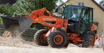 wheel loader 5 340 kg | ZW75 Hitachi Construction Machinery Europe