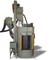 wheel shot blasting machine with carousel  CMV