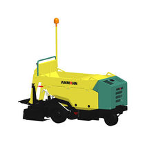 wheeled asphalt paver 800 - 1 650 mm | AFW 150 G Ammann