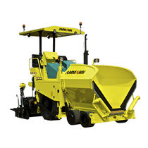 wheeled asphalt paver 1 800 - 4 500 mm | AFW 350 E/G Ammann