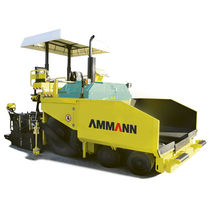 wheeled asphalt paver 2 550 - 6 500 mm | AFW 500 E/G Ammann