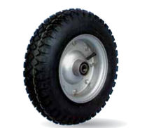 wheel with pneumatic tire ø 260 - 471 mm, 210 - 1 850 kg | 60-000 series MILOCO GROUP