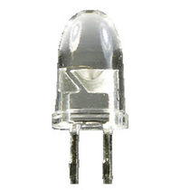 white high flux LED 5mm | OVLEW1CB9 Optek electronics