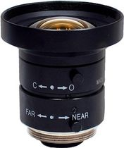 "wide angle objective lens 1/2"", 3.5 mm, F2.4 