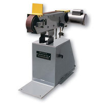 wide belt grinding machine for metal KS390 / KS490 Kalamazoo Industries