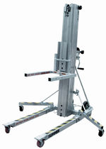winch stacker 300 - 455 kg, 2 600 - 6 900 mm | WLS H.E.S