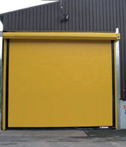 wind proof door 5 500 x 5 500 mm | All Weather M2 DYNACO Europe