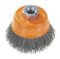 wire cup brush for deburring, grinding and cleaning  WALTER International