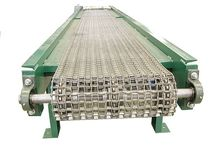 wire mesh belt conveyor  Almac Industrial Systems