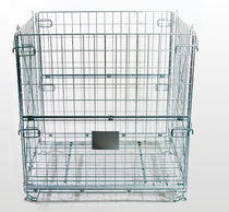 wire mesh container 1240 x 1000 x 1420 mm | TLC Italfil