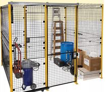 wire mesh partition for tool storage EZ-Matrix® Wireway Husky