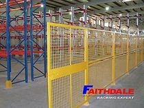 wire mesh storage partition  nanjing faithdale logistics equipment