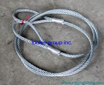 wire rope sling  TOOLEE GROUP INDUSTRIAL